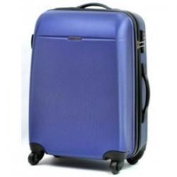 Puccini walizka PC 005 C na kołach mała c.niebieska...