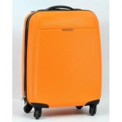 Puccini walizka PC 005 C na kołach mała pomarańczowa...
