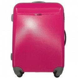 Puccini walizka PC 005 C na kołach mała różowa...