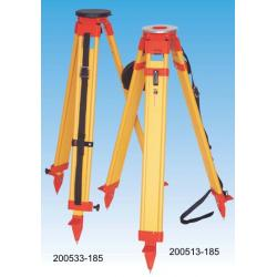 Statyw drewniany ciężki, 200 533 - śruby, 200 513 - zaciski...