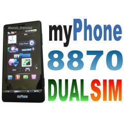 Dotykowy Dual Sim myPhone 8870 + etui gw.24m fv.