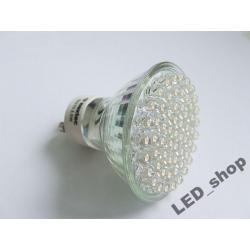 Żarówka LED NEXTEC GU10 60LED 3,5W 160lm 230V