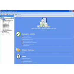 RCP Master-1 Licencja RCP Master do 50 pracowników