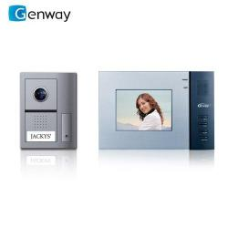 ZESTAW Wideodomofon kolorowy - Panel CM-06DNS5-C + Monitor CM-06DNRV1