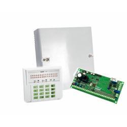Zestaw VERSA 10-KLCD - Centrala VERSA 10, manipulator VERSA-LED