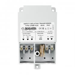 TR 40VA - Transformator sieciowy 230V AC/18V