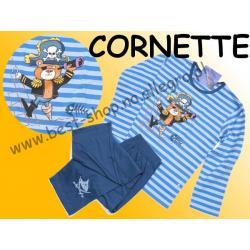 Piżama długi rękaw CORNETTE PIRATE 122/128 Pirat