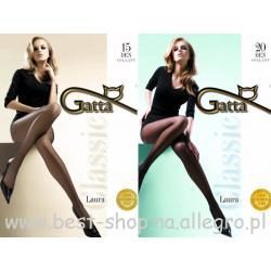 Rajstopy GATTA LAURA różne kolory -rozmiar 5(XL)
