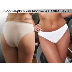 Bikini biodrówki 06-55 HannaStyle bezszwowe figi M