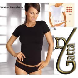 GATTA koszulka T-SHIRT krótki rękaw (42-44) - L