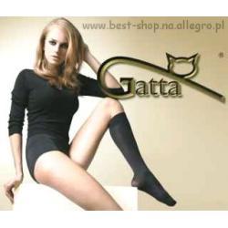GATTA -podkolanówki gładkie, kryjące MIKROFIBRA