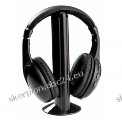 Słuchawki bezprzewodowe do komputera i sprzętu audio