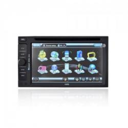 Radio samochodowe z DVD XBS DMI-2603 2DIN, SHARP, GPS, Tuner TV, WIN CE 6.0 CORE...