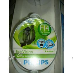 PHILIPS 2x H4 60/55W 12V EcoVision żarówka halogenowa Warszawa