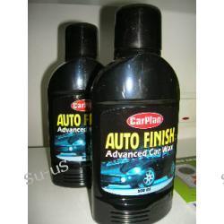 wosk Auto Finish Advanced Car Wax firmy CarPlan Najwyższej jakości wosk samochodowy o przedłużonej ochronie