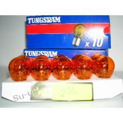 żarówka pomarańczowa PY21W 21W 12V TUNGSRAM Bemowo