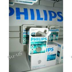 PHILIPS bateria alkaiczna A76 1,5V