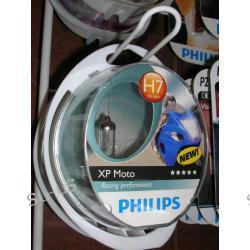 PHILIPS H7 55W PX26d XP MOTO +80% żarówka halogen