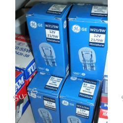 GE W21/5W 12V W3x16q żarówka bezcokołowa