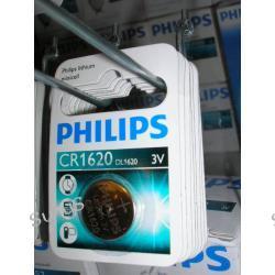 PHILIPS bateria litowa CR1620 3V lithium minicel