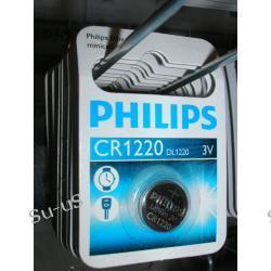 PHILIPS bateria litowa CR1220 3V lithium minicel