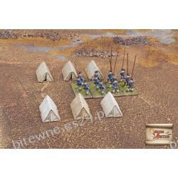 Namioty typu zachodniego małe, TER-25