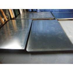 Blacha ocynkowana 1000x2000 gr.0,5mm