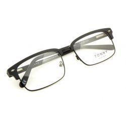 Okulary męskie Tonny M037 Zdrowie i Uroda