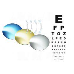 Szkła plastikowe lustrzanki indeks 1.56 SPECTRA 20% cieńsze. Obustronnie utwardzone z wielowarstwową powłoką antyrefleksyjną Korekcja wzroku