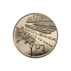 Moneta 2 zł-Smoleńsk 2011