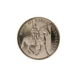 Moneta 2 zł-Ułan II Rzeczpospolitej 2 zł