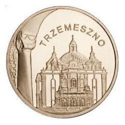 Moneta 2 zł-Trzemeszno