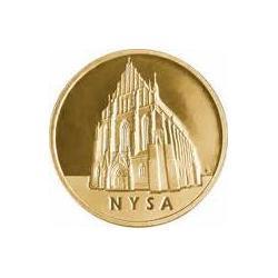Moneta 2 zł-Nysa
