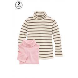 NEXT 2-pack GOLFY roz i ecru