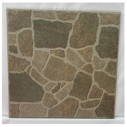 Cortile brązowy40x40 x0,8 cm  Podłogi