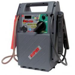 URZĄDZENIE ROZRUCHOWE BOOSTER EST-802 12V/24V/1500 Akcesoria