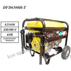 Agregat prądotwórczy DFD6500H-T