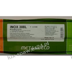 ELEKTRODA INOX 308L 2,5 OP. 1,4 Spawarki