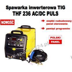 SPAWARKA INWERTER TIG THF 236 AC/DC PULS Akcesoria