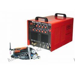 SPAWARKA INWERTER TIG 232 AC/DC DIGITAL+ UCHWYT ,REDUKTOR