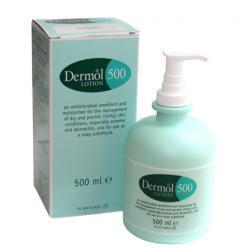 Dermol LOTION 500 ml Zdrowie i higiena
