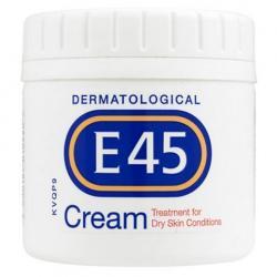 E45 krem 125g Zdrowie i higiena