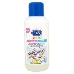E45 Foaming bath JUNIOR (pieniace mleczko do kapieli) 500ml Zdrowie i higiena