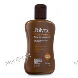 Polytar Liquid z 4% Coal Tar - szampon przeciwłupiezowy 150ml