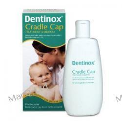 DENTINOX Cradle Cap Szampon na ciemieniuche 125ml