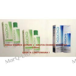 EXOREX Balsam leczniczy na łuszczycę 500ml - EXOREX LOTION 2 x 250ml + GRATIS Szampon 250ml Leki bez recepty i dermokosmetyki