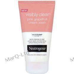 NEUTROGENA Visibly Clear Pink Grapefruit Cream Wash - rozowy Grejpfrut krem do mycia twarzy - 150ml