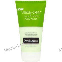 NEUTROGENA Visibly Clear Pore & Shine Daily Scrub - codzienny peeling podwojnie oczyszczajacy pory - 150ml Pozostałe
