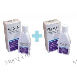 ZESTAW SELSUN Szampon - leczenie łupieżu i łojotokowego zapalenia skóry, łuszczycy, egzemy - 2 x 100ml z 10% rabatem