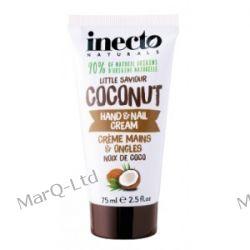 COCONUT Hand & Nail Creame - krem do dloni i paznokci z olejem kokosowym - 75ml Peeling